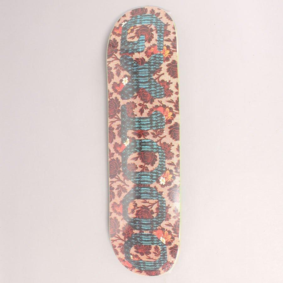 """GX1000 OG Blue Scales Skateboard Deck - 8,375"""""""