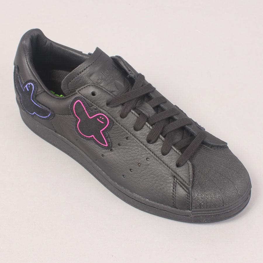 Adidas Superstar ADV x Gonz - Black