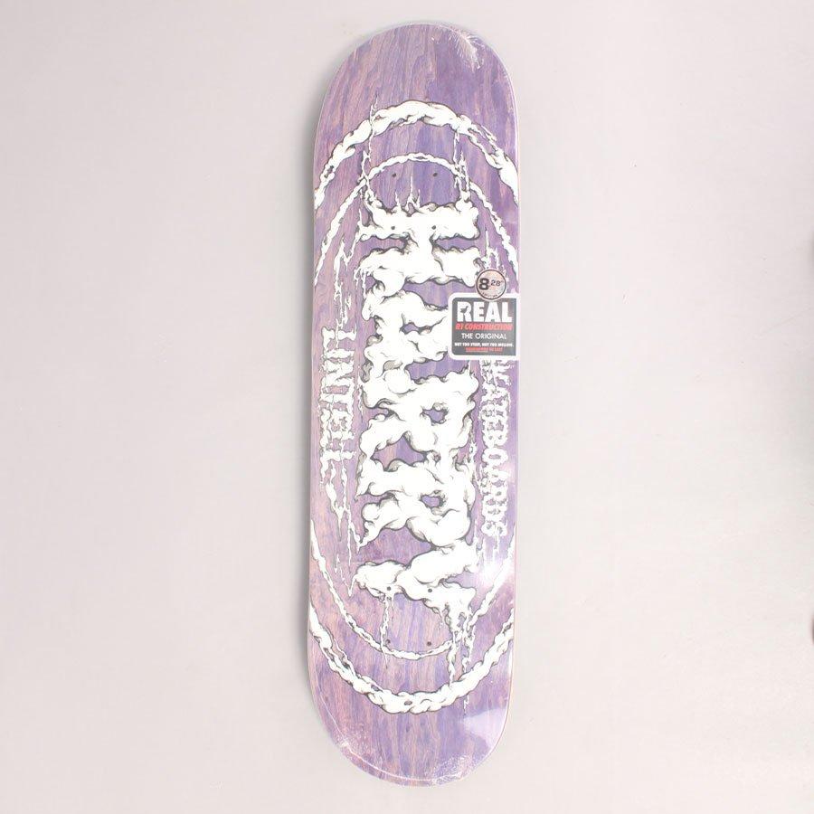 "Real Lintell Pro Oval Skateboard Deck - 8,28"""
