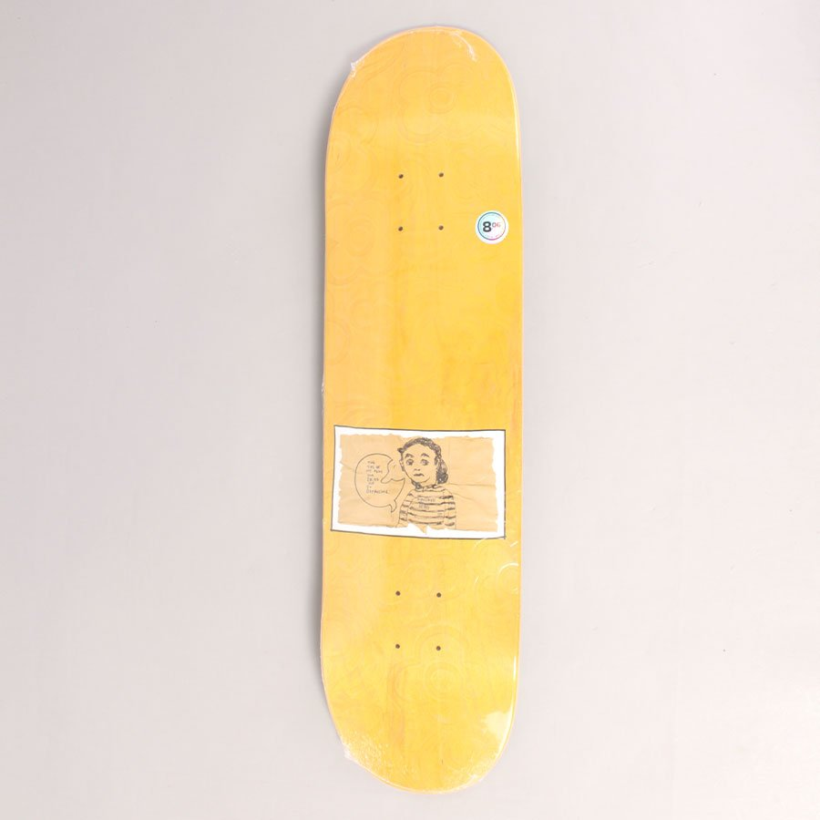 """Krooked Sebo Dried Out Skateboard Deck - 8,06"""""""
