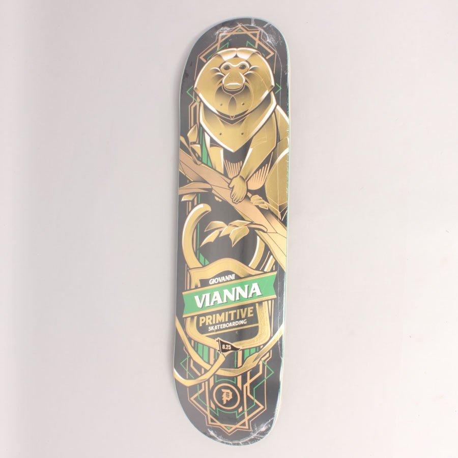 "Primitive Vianna Tamarin Skateboard Deck - 8,25"""