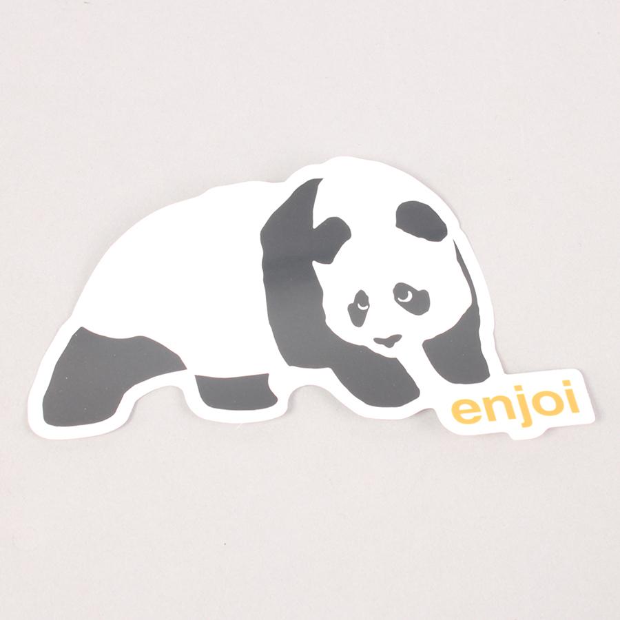Enjoi Panda Logo Sticker