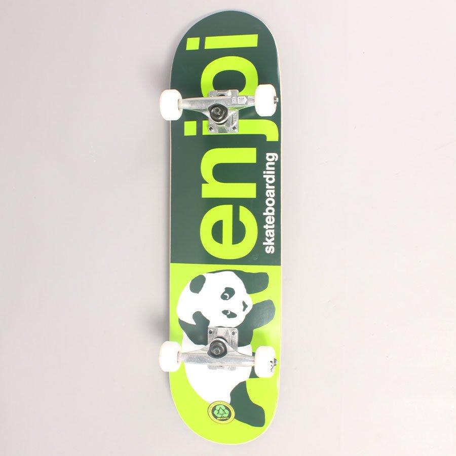 "Enjoi Half And Half Complete Skateboard - 8,00"""
