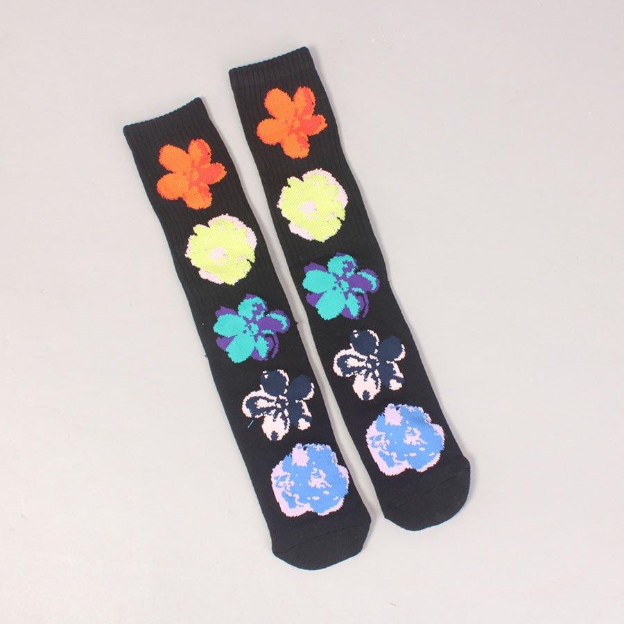 Huf Adored Socks - Black