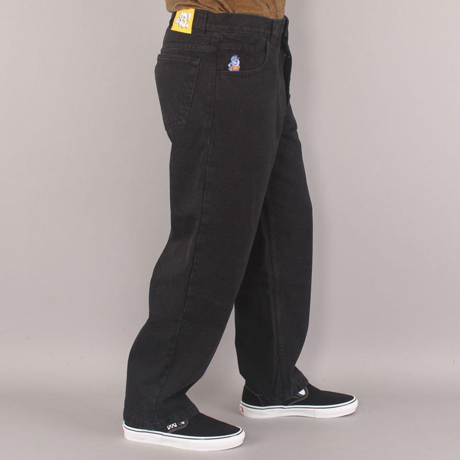 Polar 93's Jeans - Pitch Black