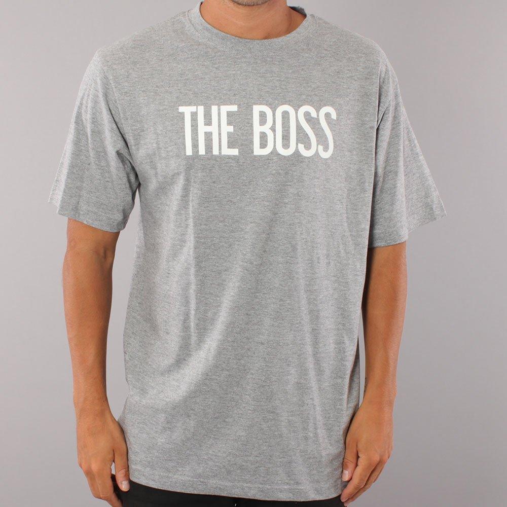 The Boss Logo t-shirt - Grey
