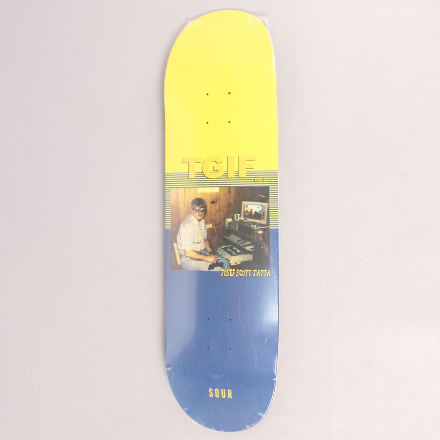 Sour Josef TGIF II Skateboard Deck