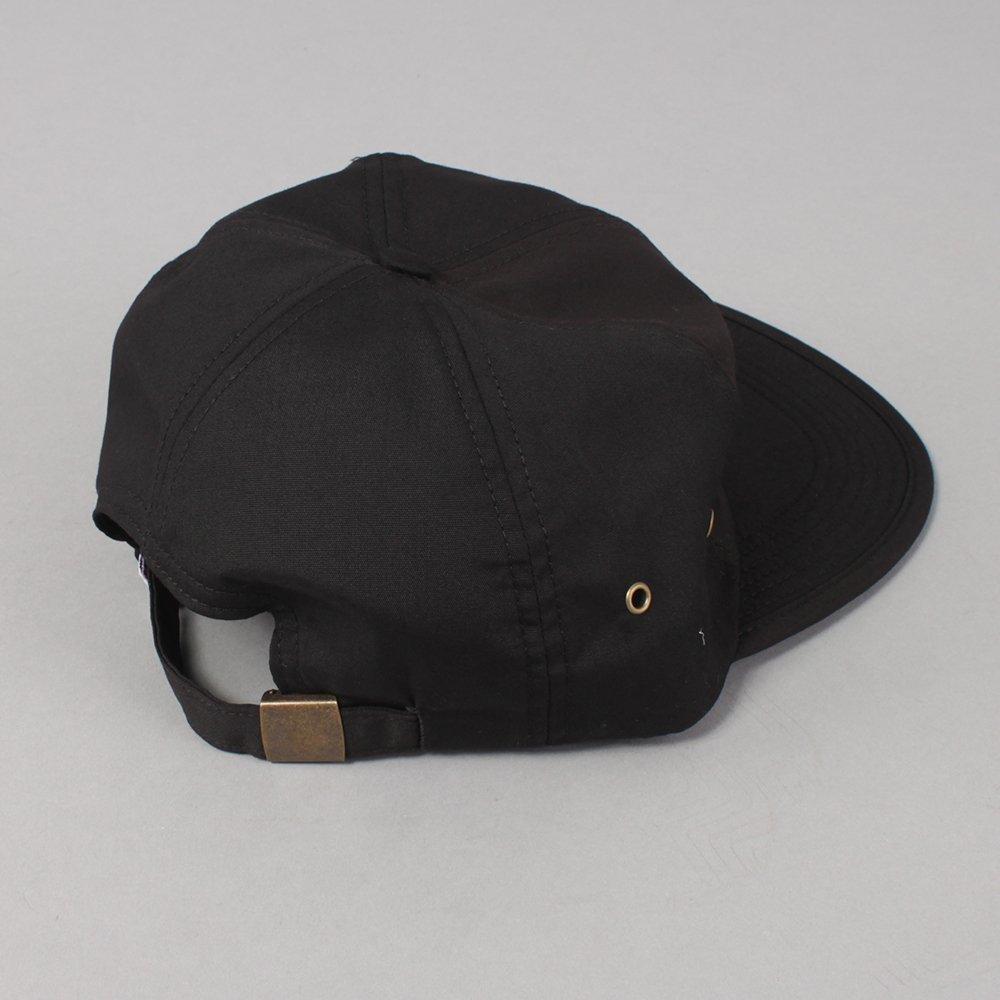 Huf Classic H Formless 6 Panel Cap - Black/Mint