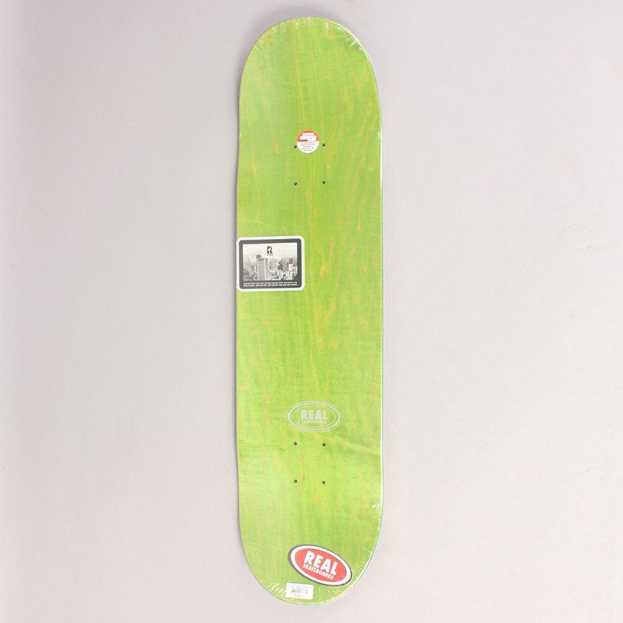 """Real Mason Sunset Skateboard Deck - 8,06"""""""