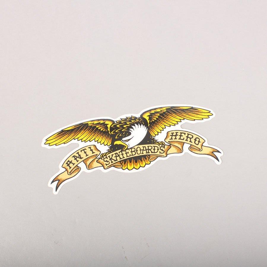 Anti Hero Classic Eagle Sticker Medium - 20 cm
