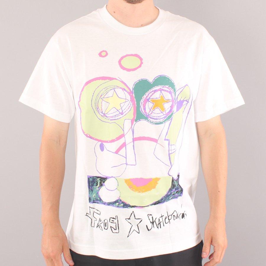 Frog Skateboards Senseless T-shirt - White