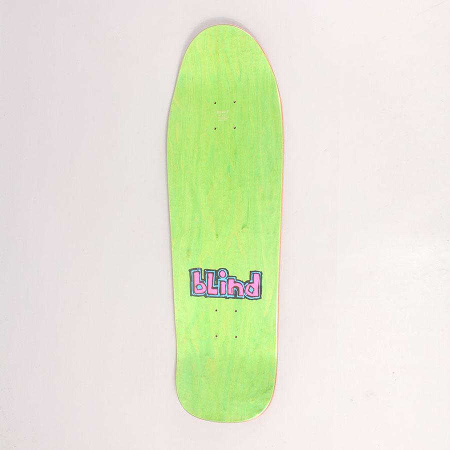 Blind Danny Way Nuke Baby Hit Reissue Skateboard Deck