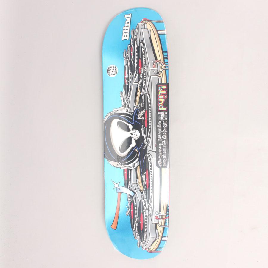 Blind Maxham Mixmaster Reaper R1 Skateboard Deck