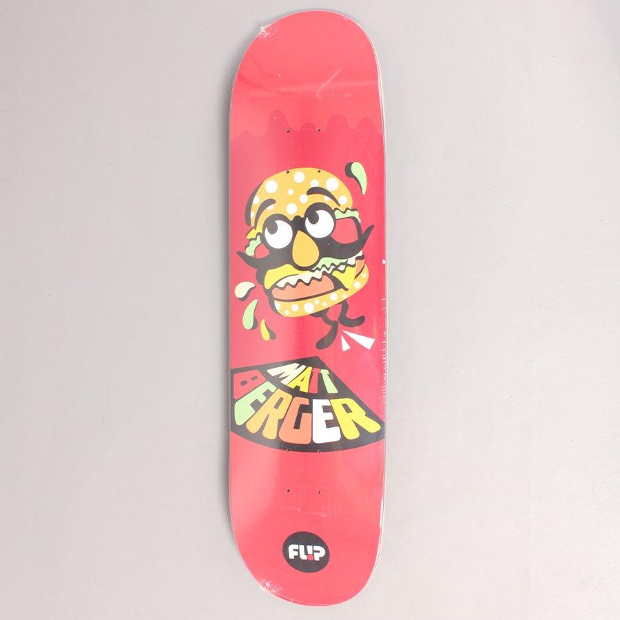 """Flip Berger Block Skateboard Deck - 8,25"""""""