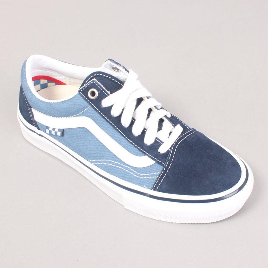Vans Skate Old Skool - Navy/White