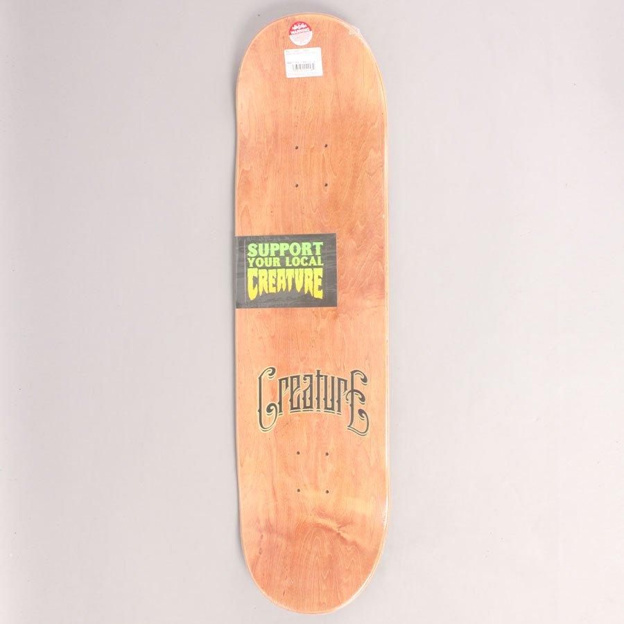 """Creature Kevin Bækkel Decimate Skateboard Deck - 8,60"""""""
