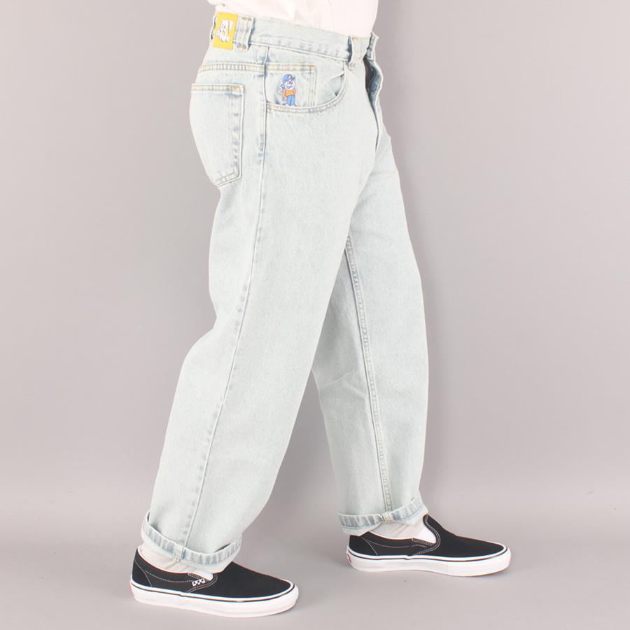Polar 93's Jeans - Light Blue