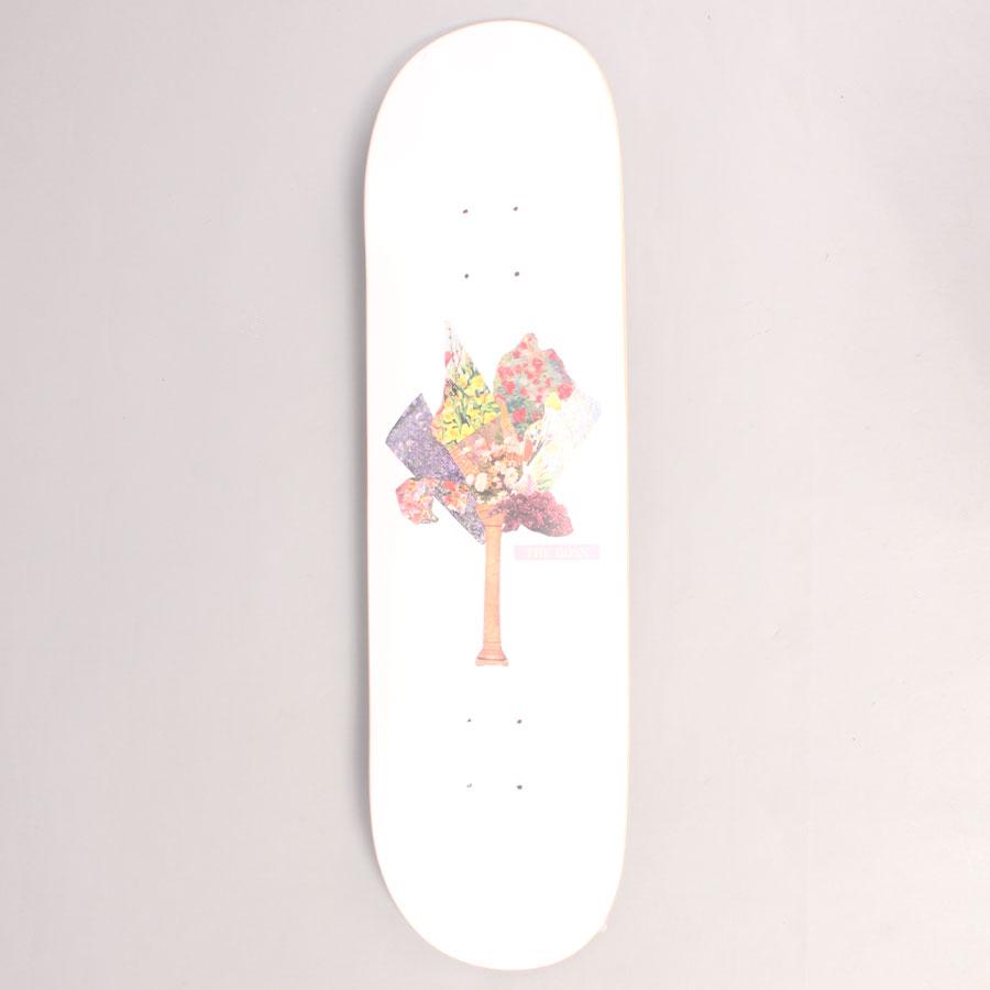 The Boss Flowers Skateboard Deck