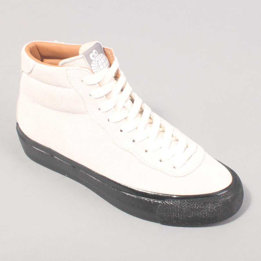 Last Resort AB VM001 High - White/Black Suede