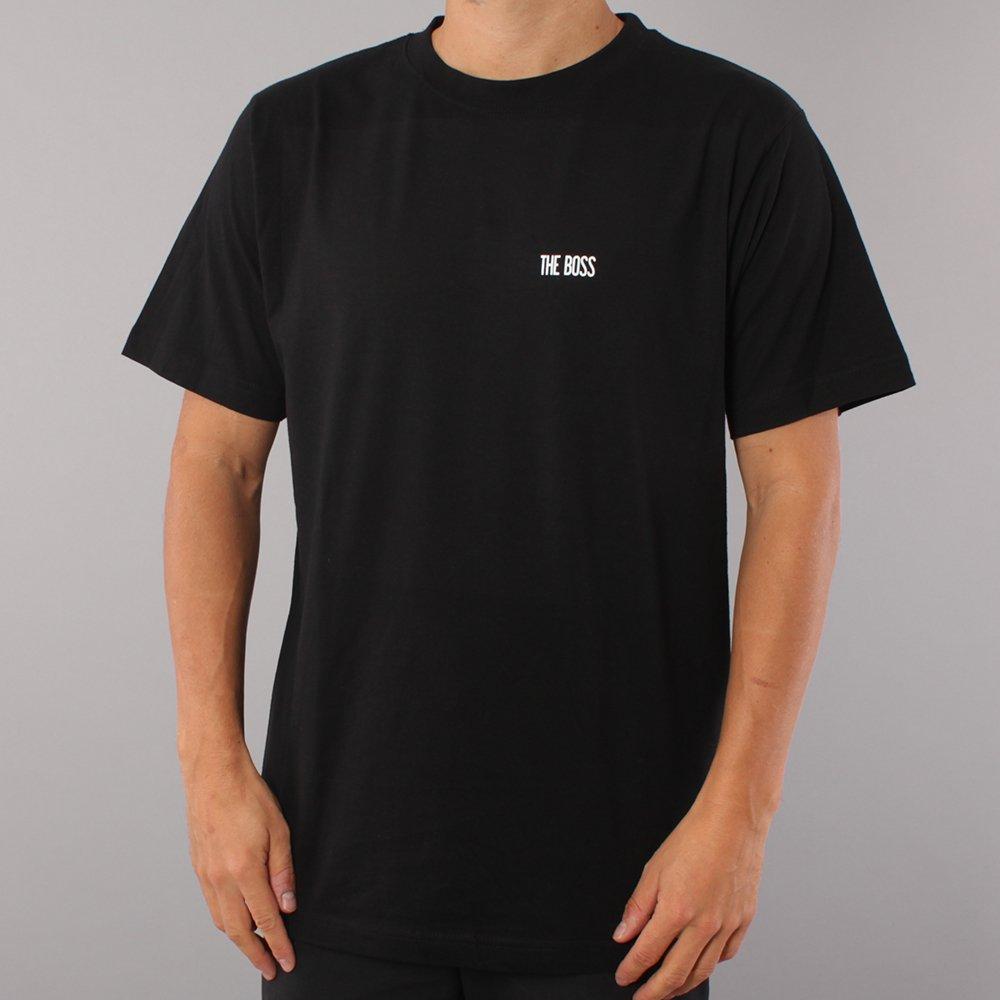The Boss Mini Logo T-shirt - Black