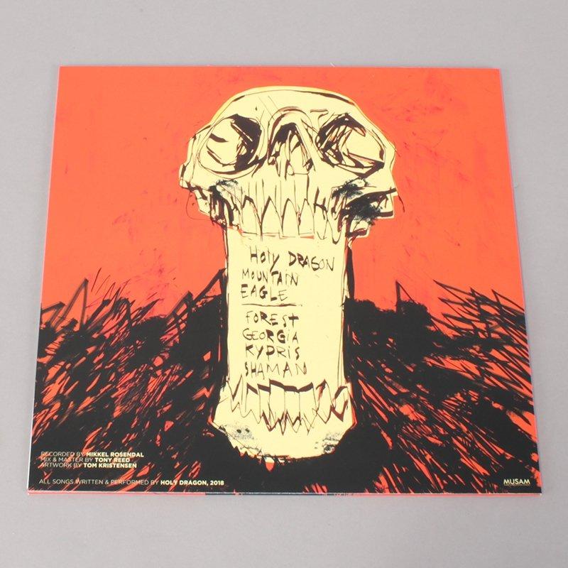 Holy Dragon Vinyl Album