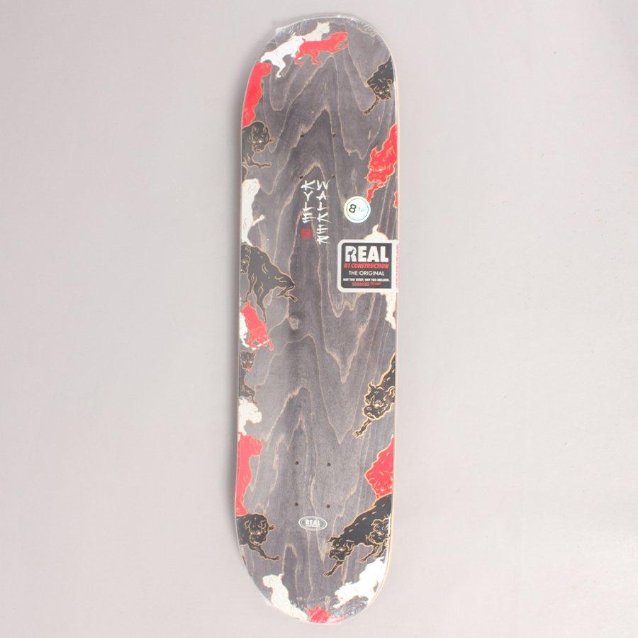 "Real Walker Mr. Tucks Rats Skateboard Deck - 8,12"""