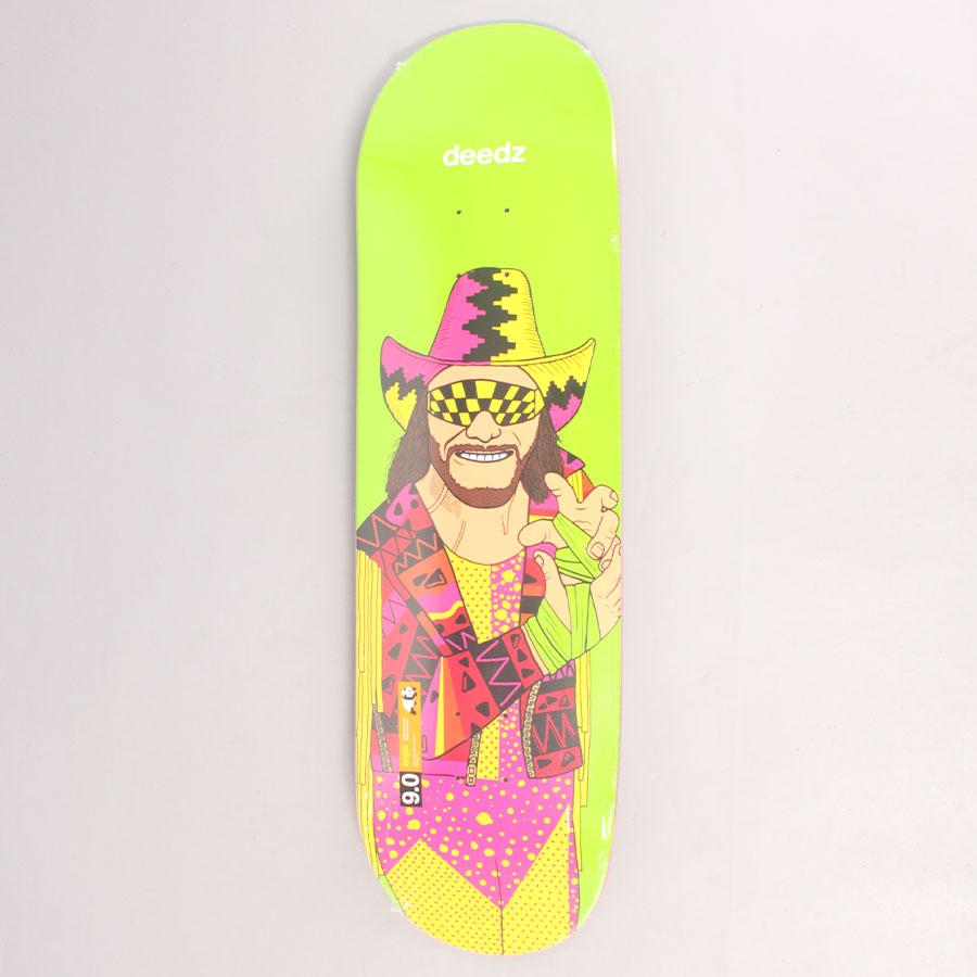 Enjoi Deedz Body Slam Skateboard Deck