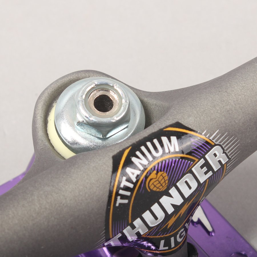 Thunder Gunmetal Titanium Lights - 145