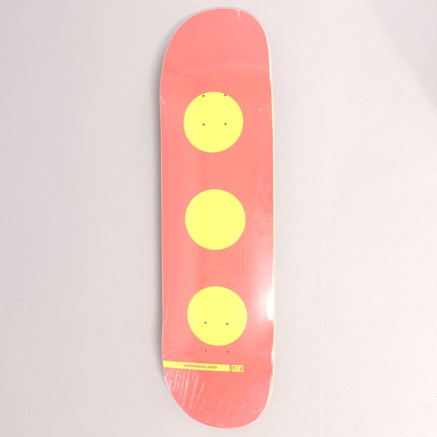 "Alis Wonderland Christiania Skateboard Deck - 8,50"""