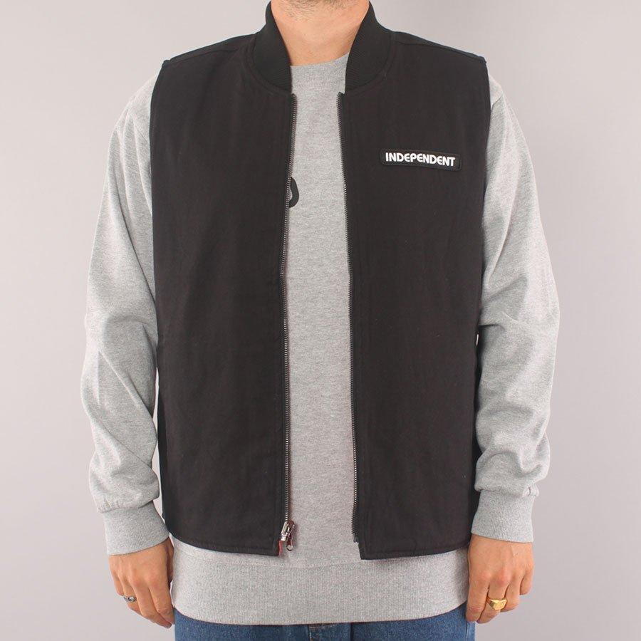 Independent BC Groundwork Vest - Black