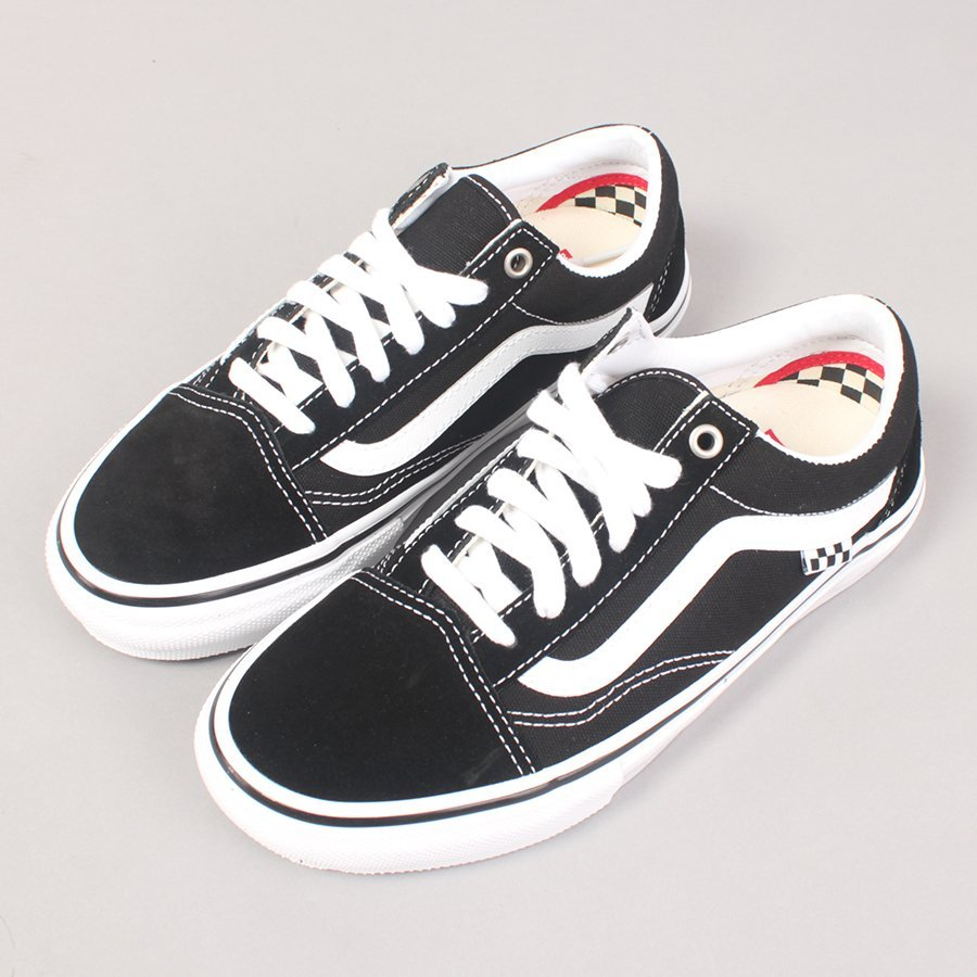 Vans Skate Old Skool - Black/White