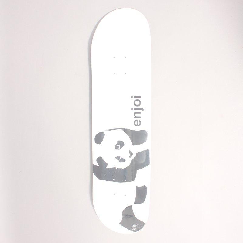"""Enjoi Whitey Panda Skateboard Deck - 8,25"""""""