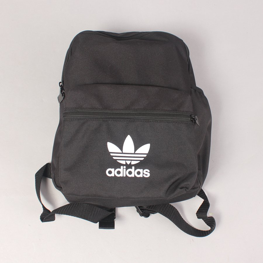 Adidas Skateboarding Logo Small Back Pack - Black