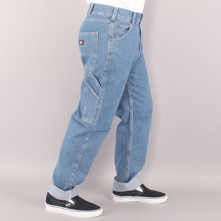 Dickies Garyville Denim Jeans - Classic Blue-30/30