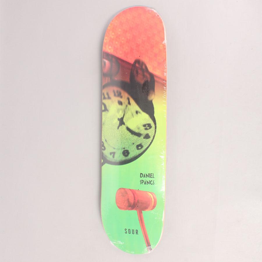Sour Spangs Alarm Skateboard Deck