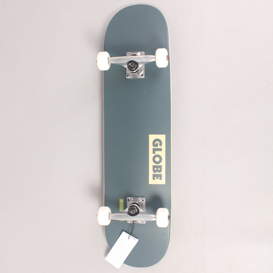 """Globe Goodstock Navy Complete Skateboard - 7,875"""""""