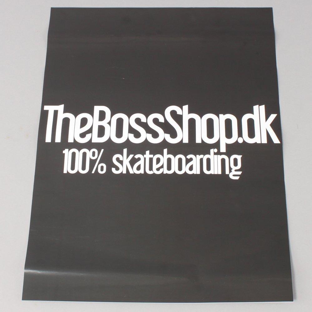 The Boss Logo Plakat A2