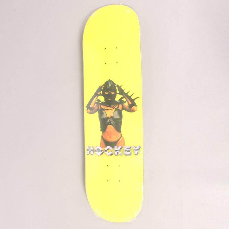 "Hockey Donovan Gwendoline Skateboard Deck - 8,50"""