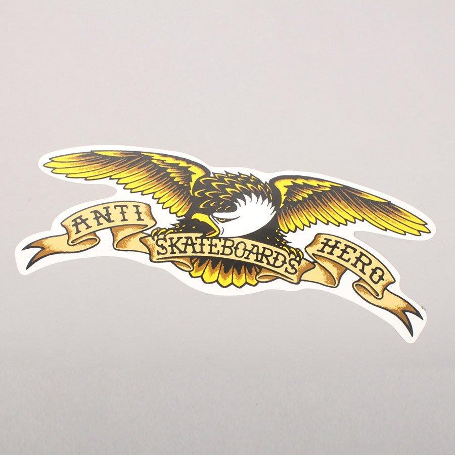 Anti Hero Classic Eagle Sticker Large - 29 cm