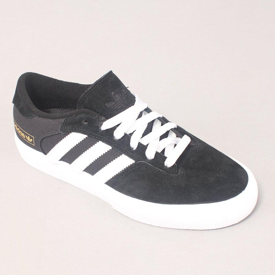 Adidas Skateboarding Matchbreak Super - Black/White/Gold