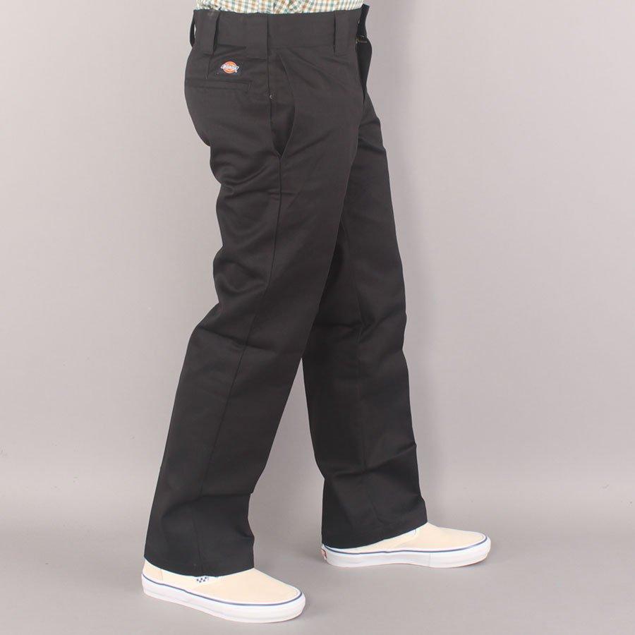 Dickies Slim Straight W873 Work Pant Chino - Black