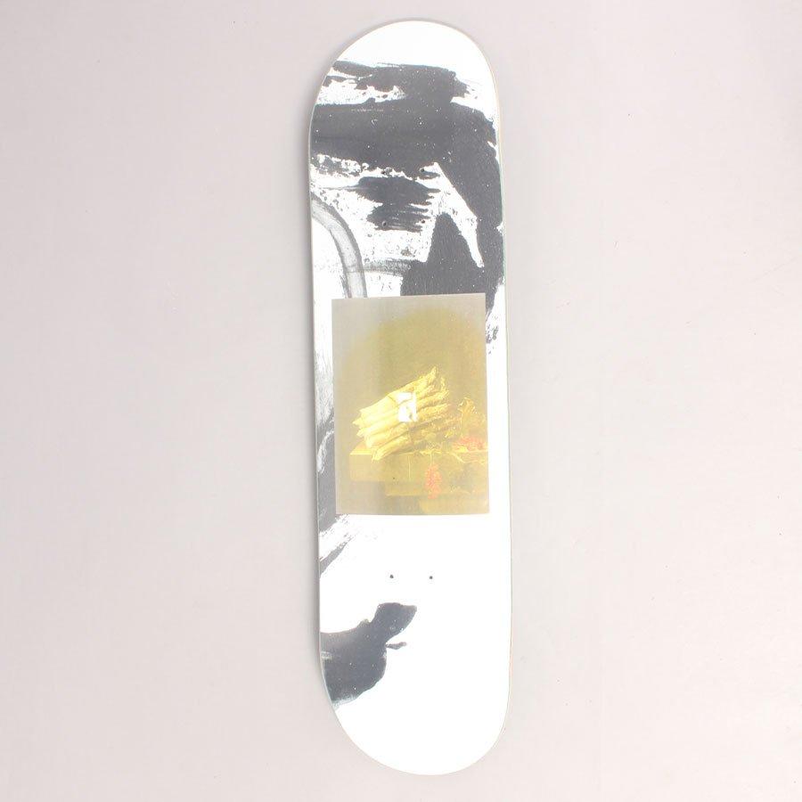 "Poetic Collective Half and Half # 2 Skateboard Deck - 8,375"""