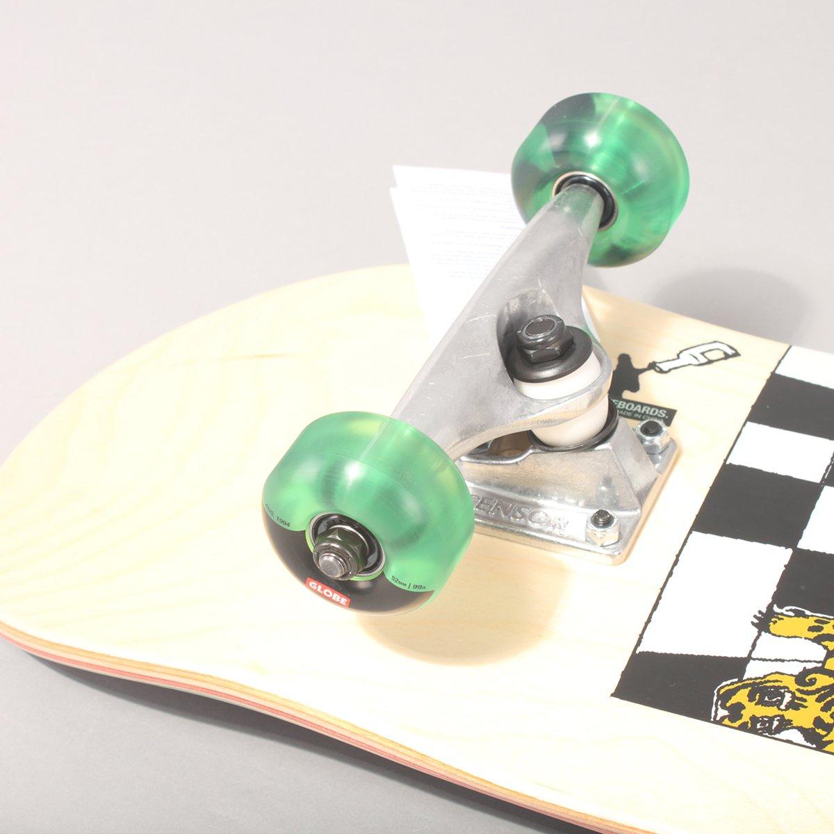 "Globe Roaches Complete Skateboard - 8,00"""