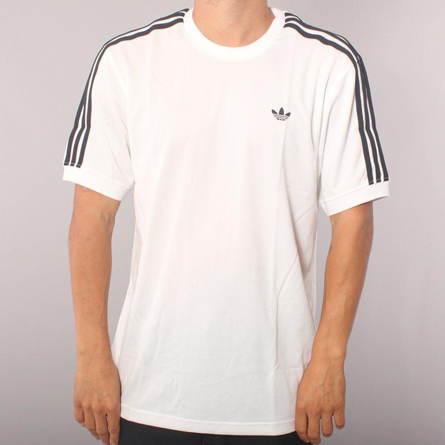 Adidas Skateboarding Aero Club Jersey T-shirt - White
