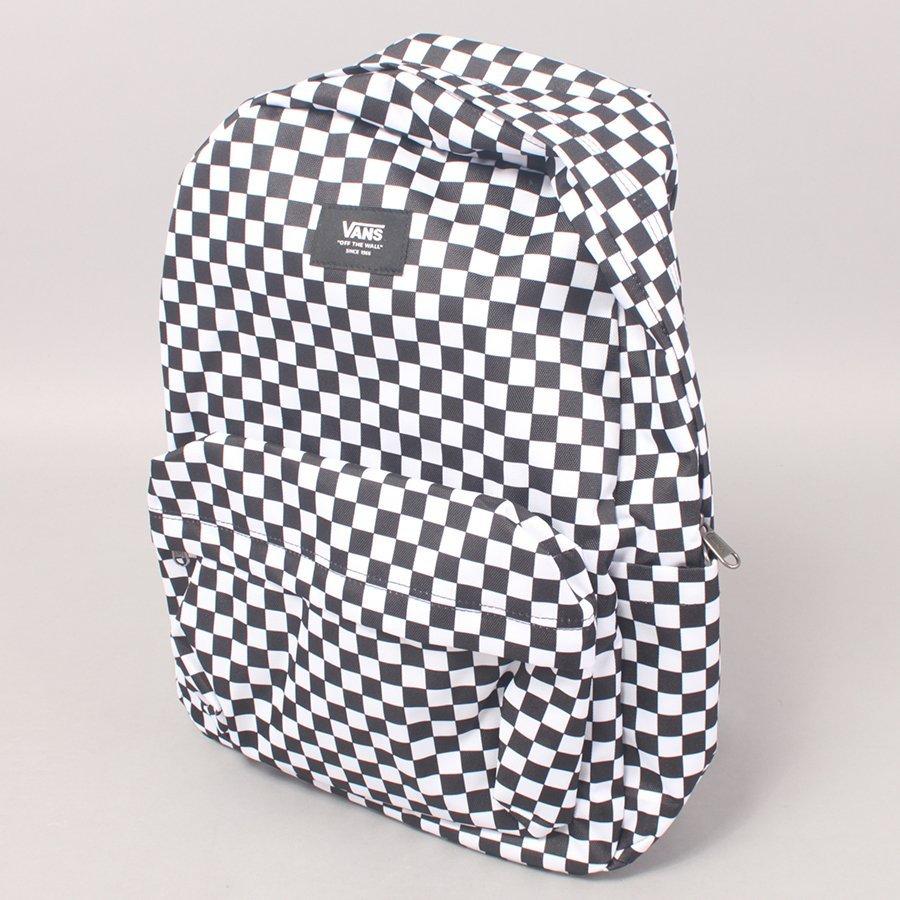 Vans Old Skool BackPack  - Black/White Checkerboard