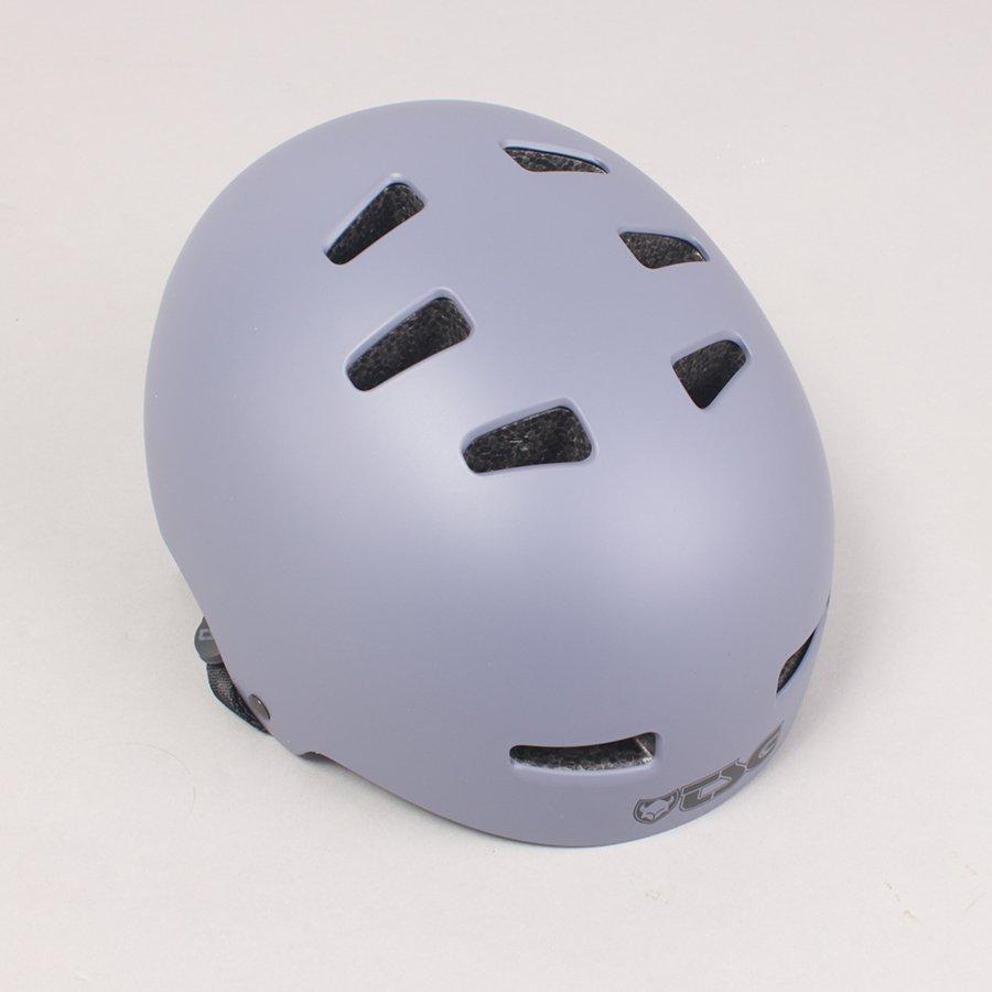 Tsg Evolution Solid Color Helmet - Satin Lavandula