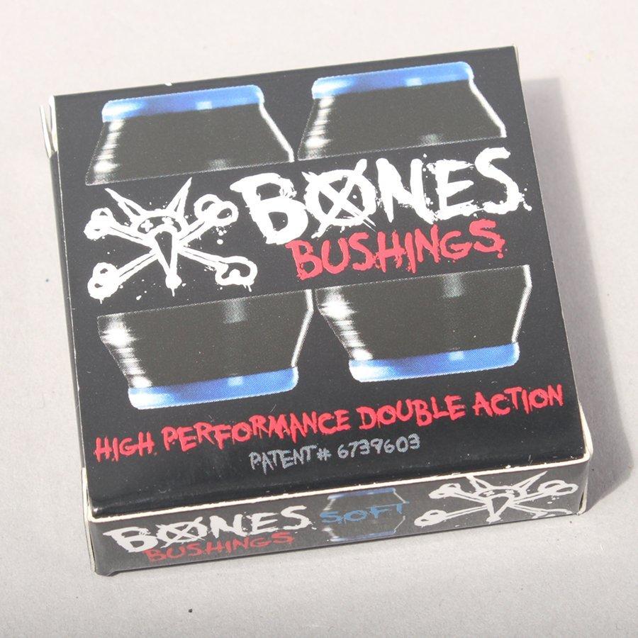 Bones Bushings Soft - Black