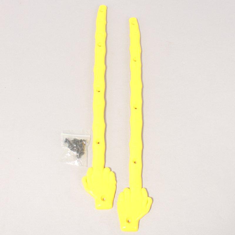 Enjoi Bird Rails - Yellow
