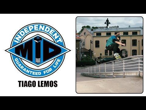 Independent Stage 11 Tiago Mid Trucks - 139