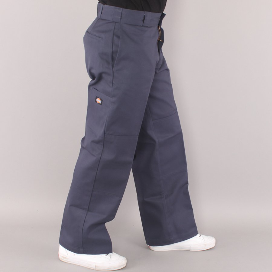 Dickies Double Knee Twill Work Pant Chino - Navy Blue
